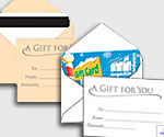 Envelopes to protect your plastic Loyalty Cards