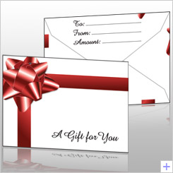 Present-Style Card Envelopes